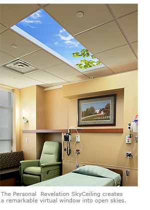 NEW Revelation SkyCeiling for larger spaces