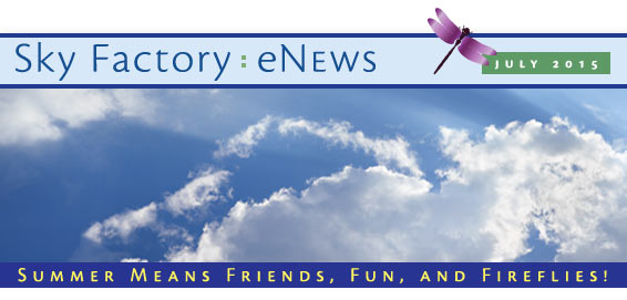Sky Factory eNews - July 2015