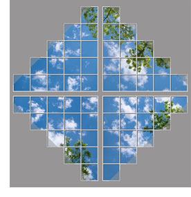 Custom SkyCeiling Configuration