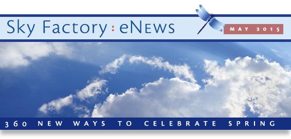 Sky Factory eNews - May 2015