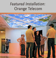 Featured Installation: Orange Telecom