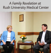 A Family Revelation at Rush University Medical Center