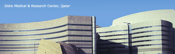 Sidra Medical and Research Center, Qatar