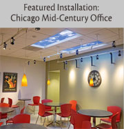 Featured Installation: Chicago Mid-Century Office
