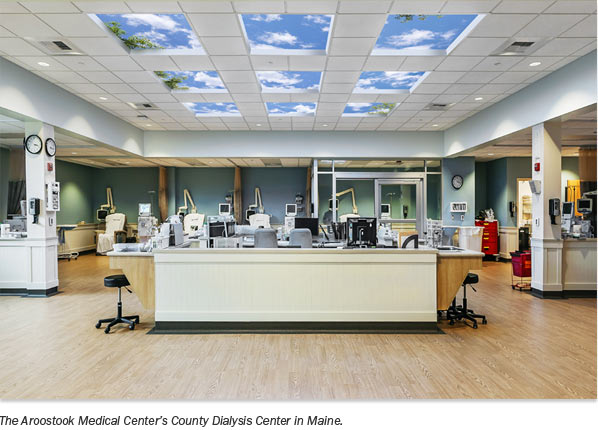 The Aroostook Medical Center's County Dialysis Center in Maine