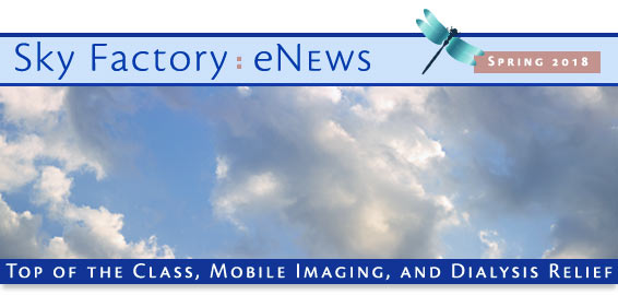 Sky Factory eNews - Spring 2018