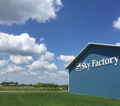 About Sky Factory