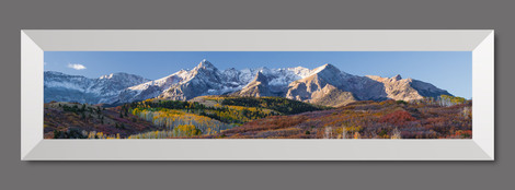 Photo Mural se-mh31389_64x18cr_Aluminum by Marty Hulsebos