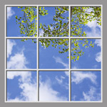 Ceiling Mural 6cd_6x6md