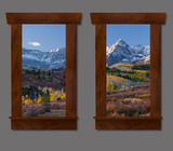 Photo Mural se-mh31389_2-22x40_AC2-Walnut by Marty Hulsebos