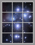 Star Ceiling se-rg015_6x8 by Robert Gendler